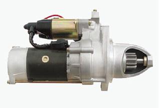 偏心减速起动机QDJ265CA