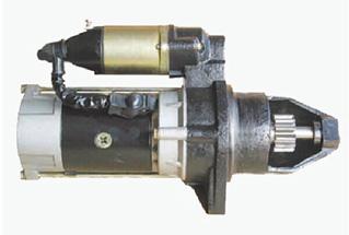 偏心减速起动机QFJ276